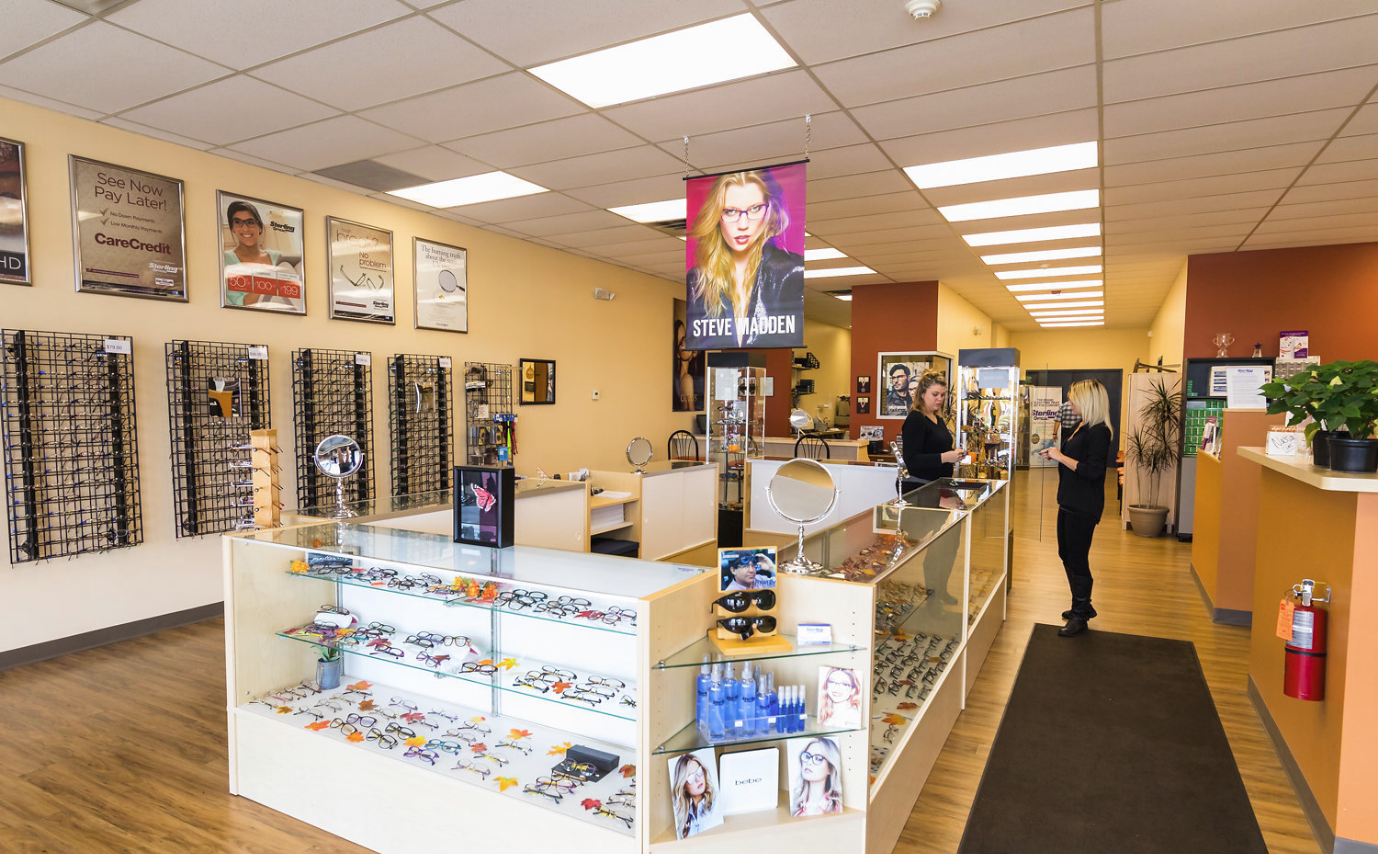 Sterling Optical - Rochester, NY Location