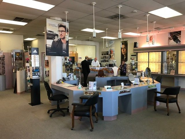 Sterling Optical Rehoboth Beach Inside Location