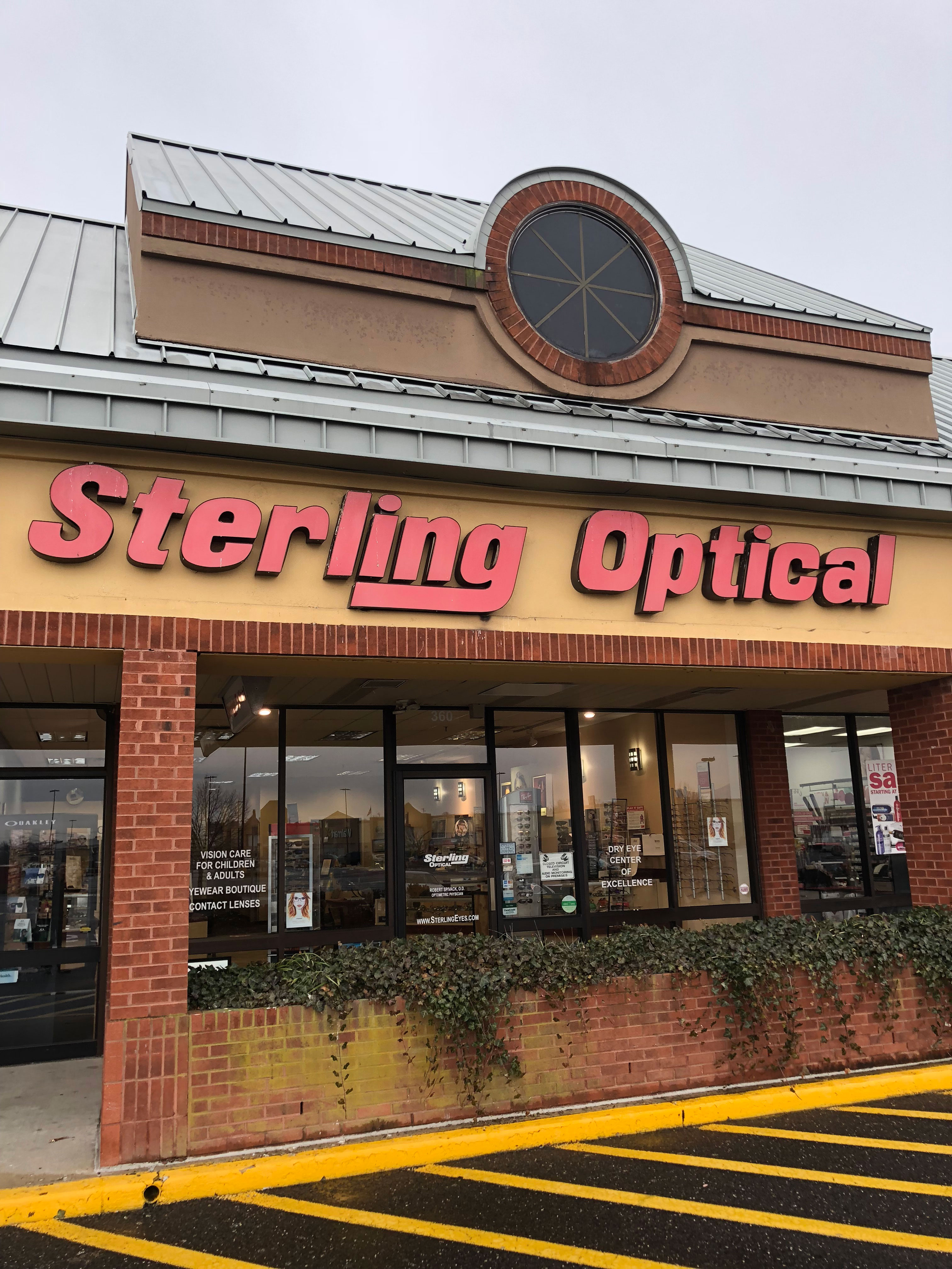 Sterling Optical - Turnersville Location