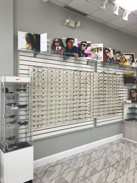 Islandia Location - Sterling Optical