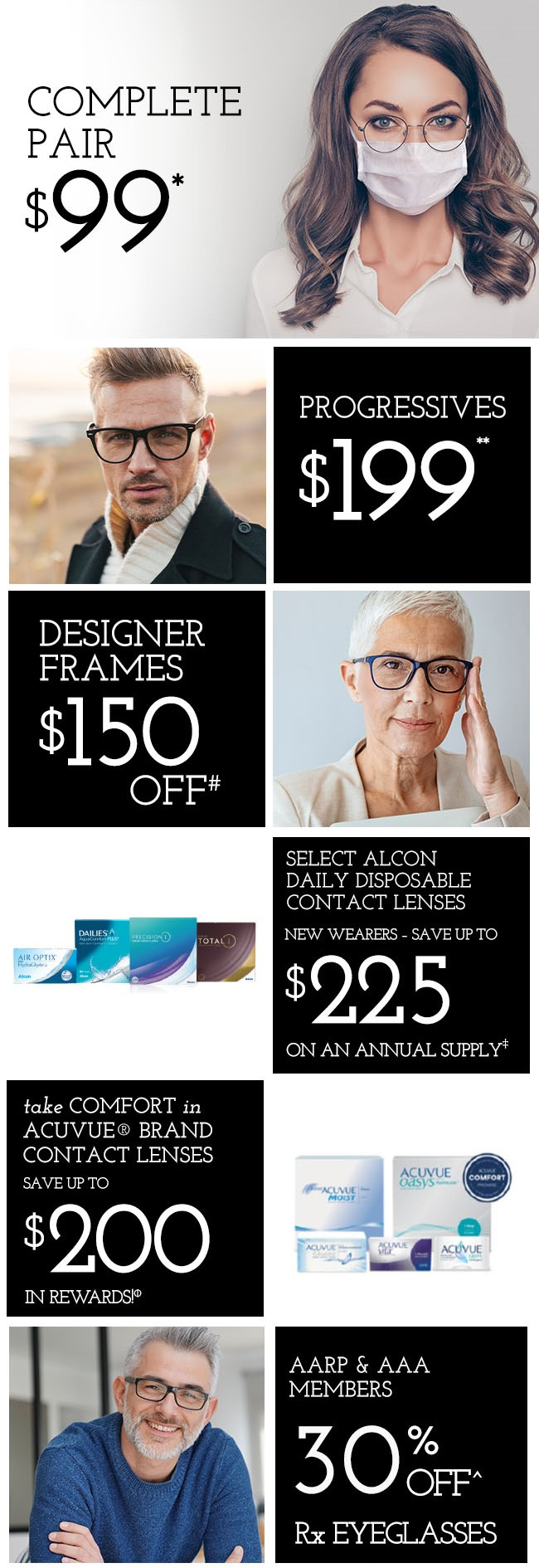 Sterling Optical Newburgh March 2021 List of Offers