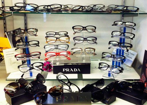 Huntington Station, NY Prada Frames