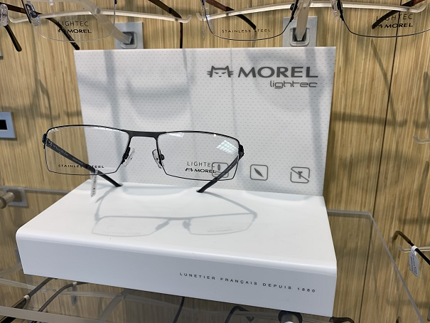 picture of Morel frame at Sterling Optical