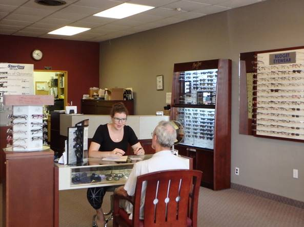 Sterling Optical - Wayne, PA Location