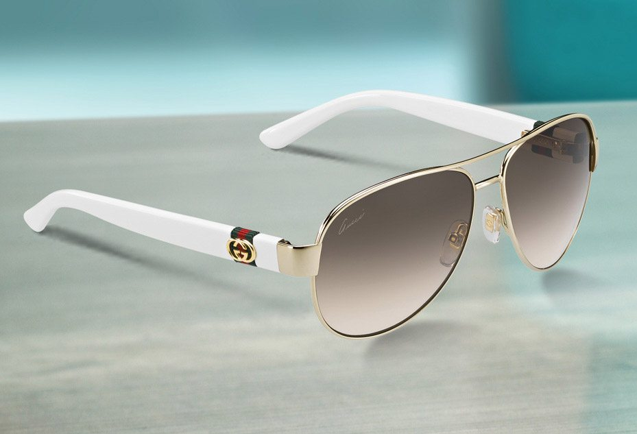 c4ea7f24f0 ... Gucci eyewear has responded with many styles for both men and women.  Designer Frames Gucci