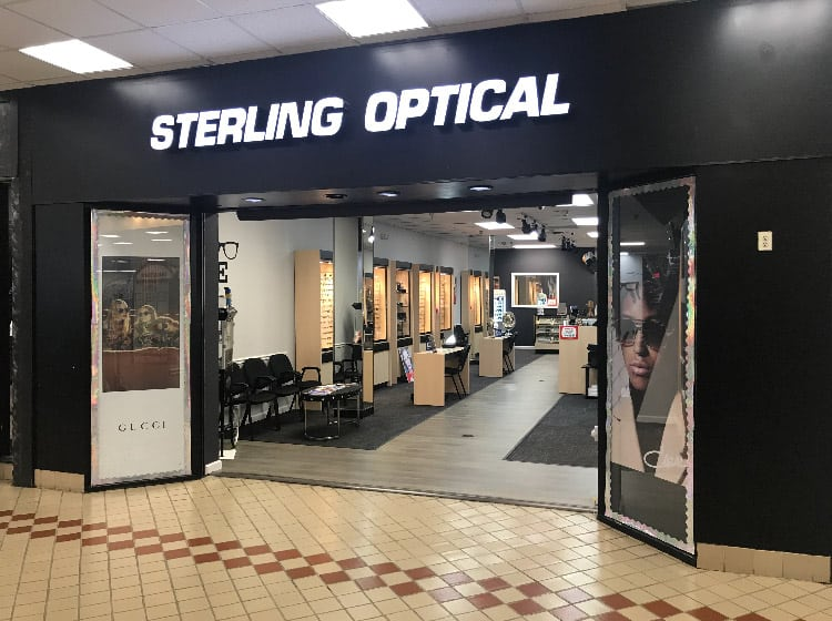 STERLING OPTICAL - TEMPLE HILLS, MD